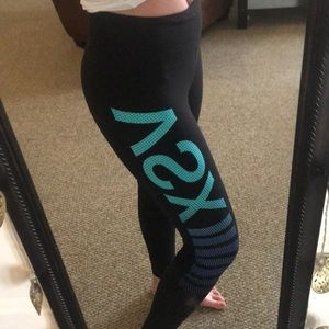 VS sport leggings (blue)
